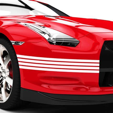 Aufkleber F R Autos Bestellen by Auto Aufkleber Zierstreifen F 252 R Frontsch 252 Rze Sto 223 Stange