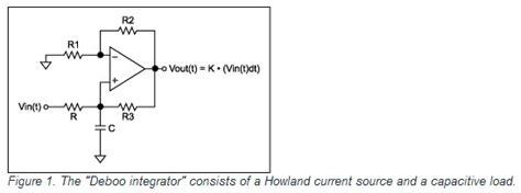 improved integrator circuit integrator circuit non inverting 28 images improved non inverting integrator basic circuit