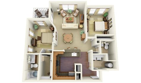 diamond at prospect floor plans riverstone residential 171 3dplans com
