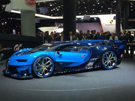 bugatti concept car image bugatti vision gran turismo concept 2015 frankfurt