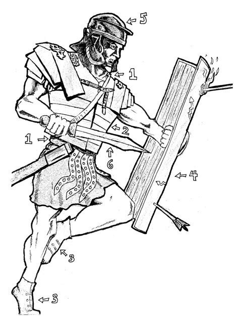 armor of god colouring pages sketch coloring page