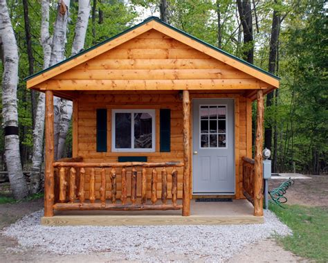 cabin rentals at river view cground canoe livery