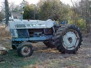 used farm tractors for sale ford 6000 commander sold