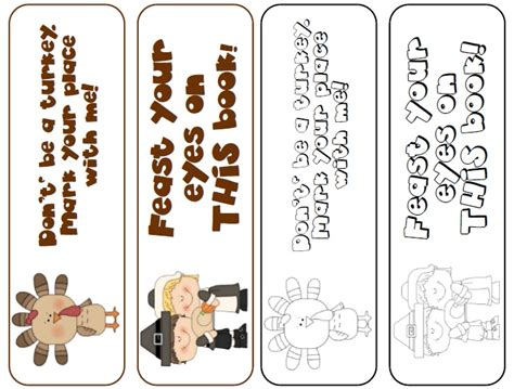 printable turkey bookmarks printable thanksgiving bookmarks happy easter