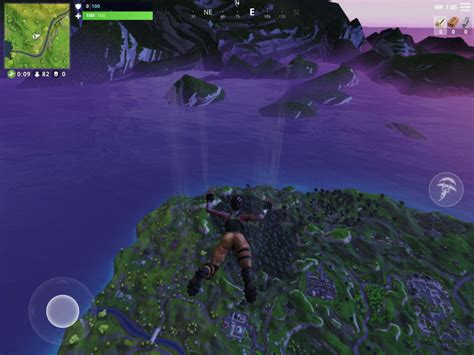 fortnite queued fortnite mobile how to move and navigate the island