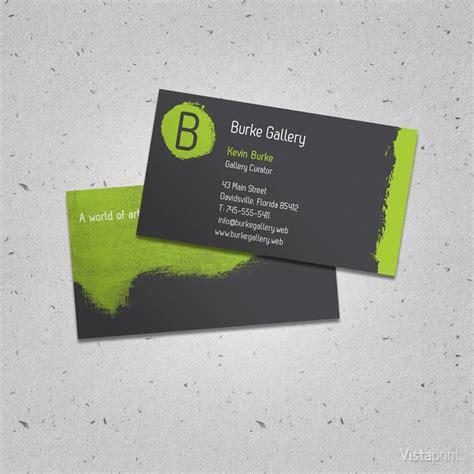 Vista Prints Business Cards