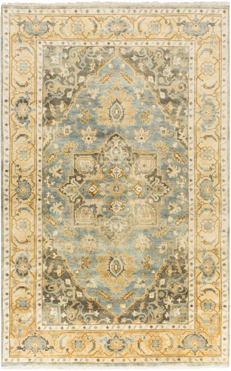 Antique Looking Area Rugs Surya Antique Atq 1012 Blue Area Rug Rugsale
