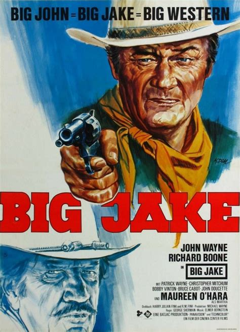 big jake big jake dvd release date