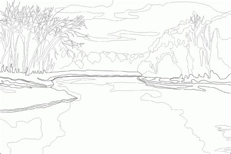 coloring page of mississippi river mississippi river free coloring pages