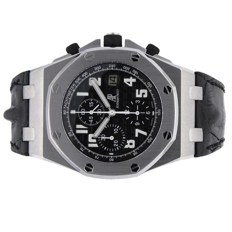 Audemars Piguet Royal Offshore 1 ap royal oak offshore chronograph 26020st oo d101cr 01