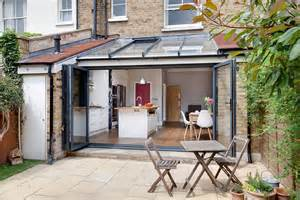 kitchen extension plans ideas family kitchen extension updated real homes