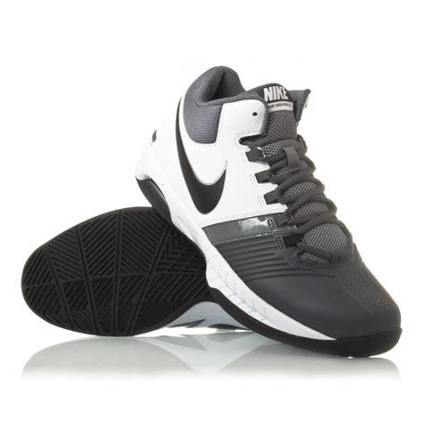 nike pro basketball shoes nike air visi pro v mens basketball shoes grey