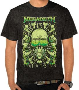 Kaos Band Metal Dragonforce The Df11 Jual Kaos Megadeth Satubaju Kaos Distro
