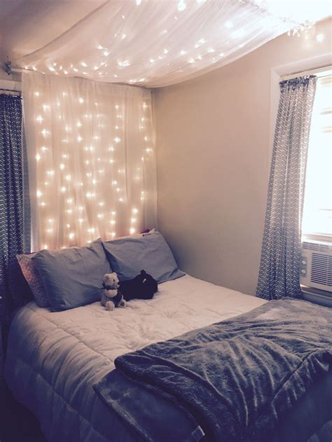 beds with curtains around them best 25 string lights bedroom ideas on pinterest teen