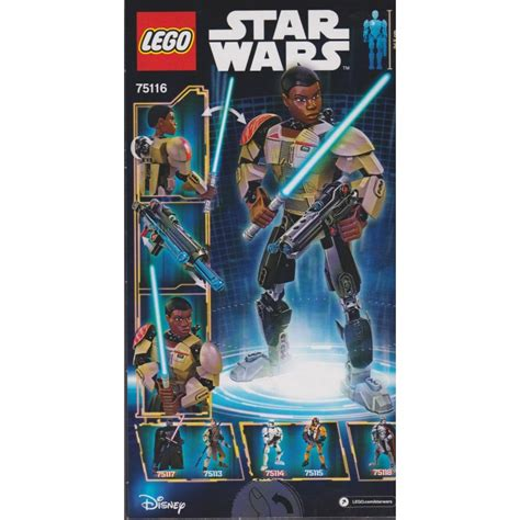 Lego Wars 75116 Finn lego wars 75116 finn buildable figure aquarius age