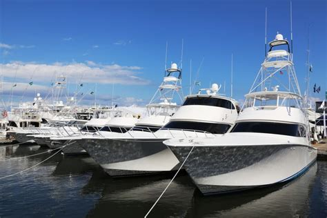 palm beach boat show times events atlantic yacht and ship