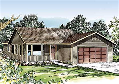 narrow lot ranch house plans narrow lot ranch home plan 72624da architectural