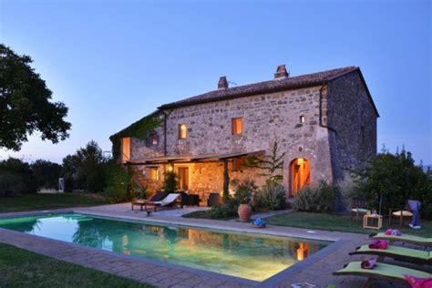 casa vacanza umbria villa con piscina privata cagna affito orvieto umbria
