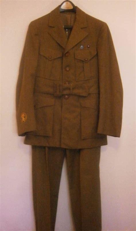 antique boy scouts  america scoutmaster uniform bsa