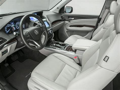 Acura Suv Interior by 2016 Acura Mdx Price Photos Reviews Features