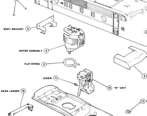wiring diagram 1033 lionel transformer lionel legacy track