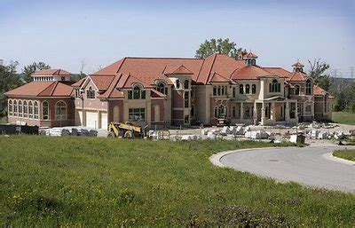 Brookfield Homes Floor Plans by 24 000 Square Foot Unfinished Wisconsin Mega Mansion Sells