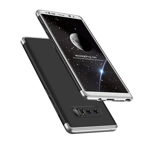 360 Casecasing Cover Hp Samsung Note 3 Note 4 Note 5 Free Tempered bakeey 3 in 1 dip 360 176 protection pc for