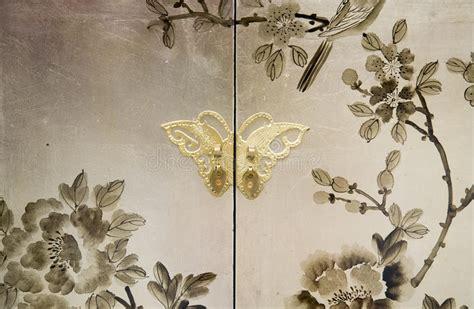 decorative painting on furniture decorative painting on furniture stock photo image 10853180
