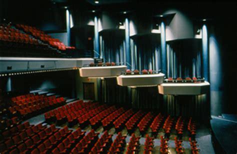 Chrysler Theatre by Novita Techne Theatre Consultants Chrysler Theatre