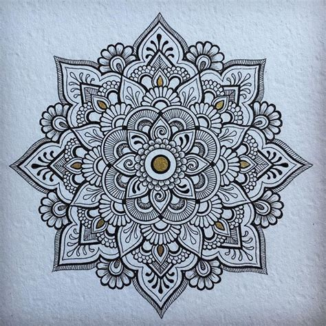 pattern mandala drawing 1000 ideas about mandala tattoo design on pinterest