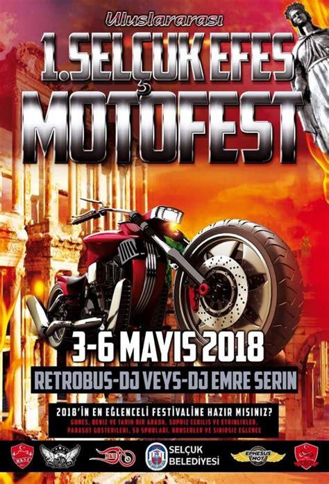 efes motosiklet festivali motorcularcom