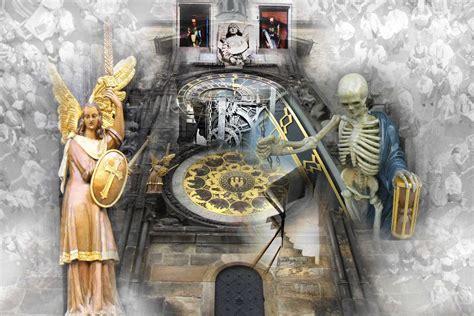 pražsk 253 orloj the prague astronomical clock