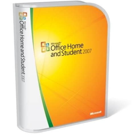 ms office microsoft office 2007 home student edition