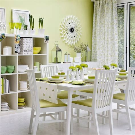 green dining room ideas white and lime green dining room studio design