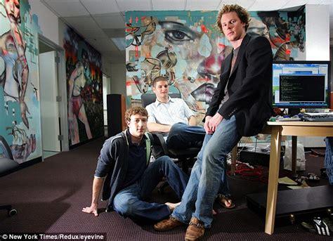 mark zuckerberg s new facebook headquarter makes him facebook ipo graffiti artist david choe was offered a
