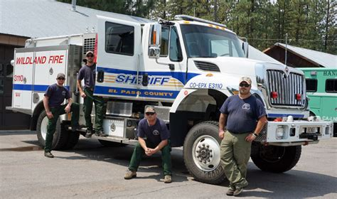 El Paso County Sheriff S Office Colorado by El Paso Co Engine Crew