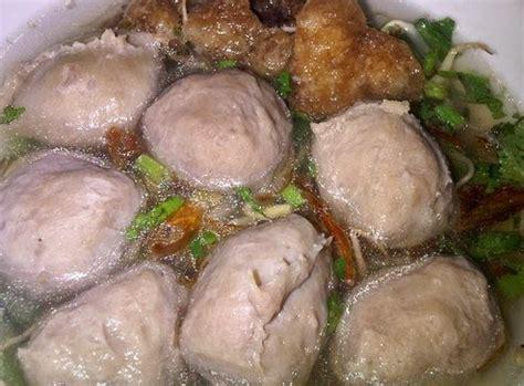 cara membuat bakso rebus cara membuat bakso ayam rasa daging sapi lezat