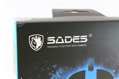 Sades Musket 賽德斯sades musket狼火槍電競滑鼠與lightning雷霆電競滑鼠墊合作無間 rgb發光與順暢操作一