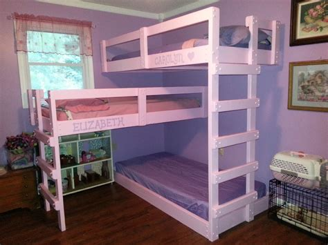 3 bunk bed set triple bunk beds with mattress bunk beds with stairs