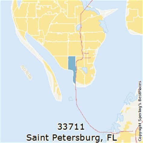 zip code map st petersburg fl best places to live in saint petersburg zip 33711 florida