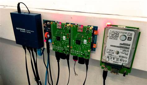 L Server Raspberry Pi by Build Servers With Raspberry Pi 3 Bitscop Element14