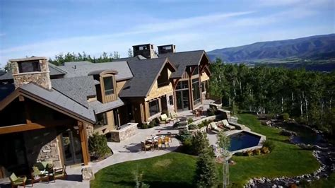 360 eagle pines aspen co luxury real estate craig