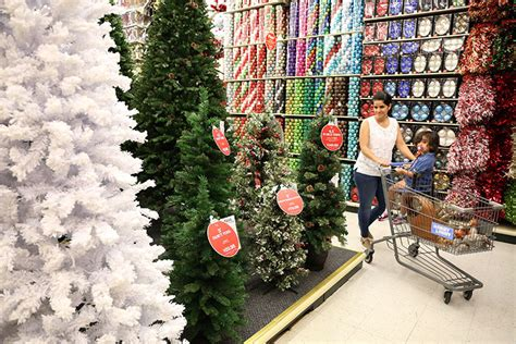 why you see christmas items in stores during the summer
