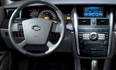 renault samsung sm7 interior interior renau 241 t samsung sm7 modelo 2010 lista de carros