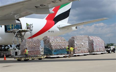 iata study finds air cargo connectivity boosts global trade participation air cargo week