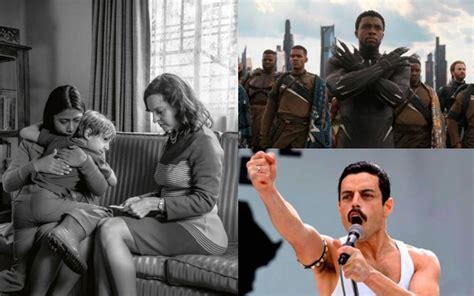 Lista Completa De Nominados Al Oscar 2019 Roma Va Por 10 Premios Estos Los Nominados A Los Premios Oscar 2019 El Sol De M 233 Xico