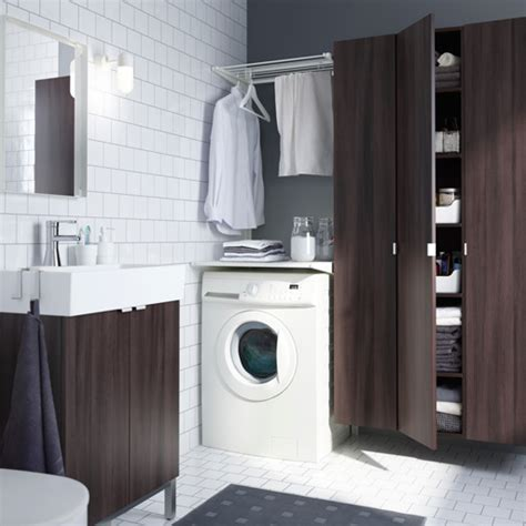 Storage Ideas For Tiny Bathrooms by Laundry Amp Utility Room Furniture And Ideas Ikea