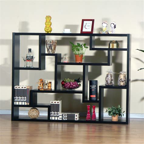 multipurpose modular bookshelf design idea for modern