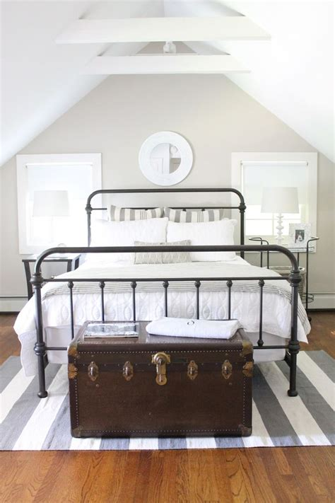 25 best ideas about iron headboard on white metal headboard farmhouse bedrooms and
