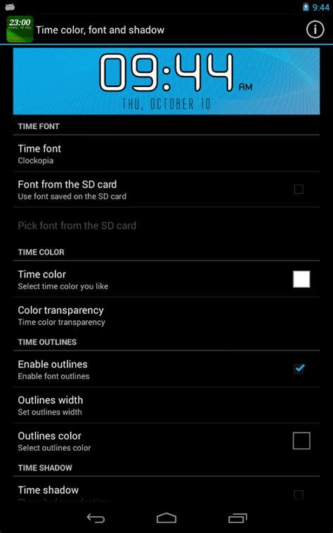 digi clock widget apk digi clock widget android apps on play
